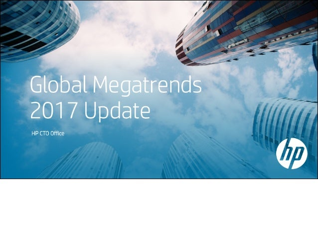 The 4 key Megatrends we identified last year haven't change (link to 2016 Report: http://bit.ly/megatrendspres), but their...