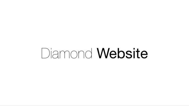 Mega Holdings Diamond Website Sunum (New) Slide 3