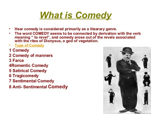 The Anti-Sentimental Comedy Sheridan and Goldsmith Slide 2