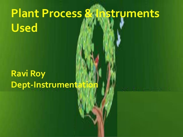 Cement Plant Process and Instruments Used Slide 2