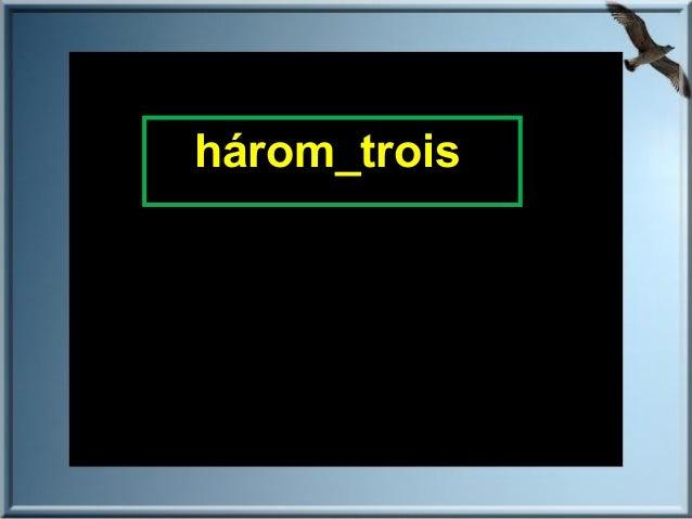 három_trois