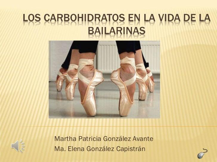 Martha Patricia González Avante Ma. Elena González Capistrán
