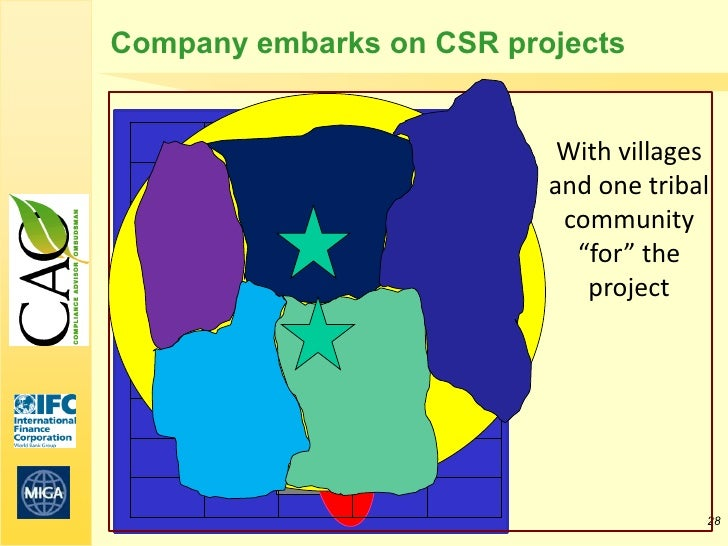 Company embarks on CSR projects                           With villages                          and one tribal           ...