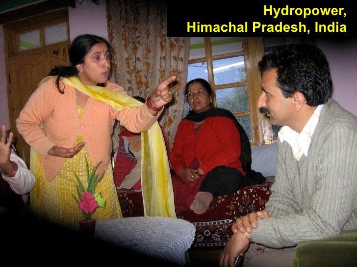 Hydropower,Himachal Pradesh, India