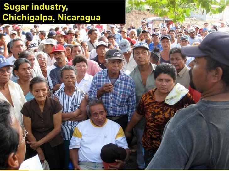 Sugar industry,Chichigalpa, Nicaragua                         9