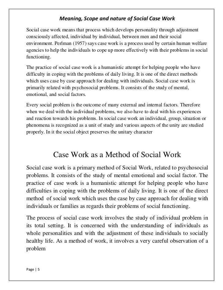 Essay One Day: Case study example social work list of writers!