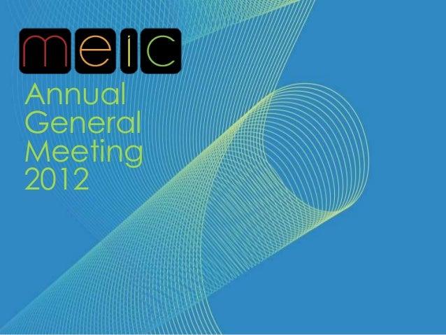 AnnualGeneralMeeting2012