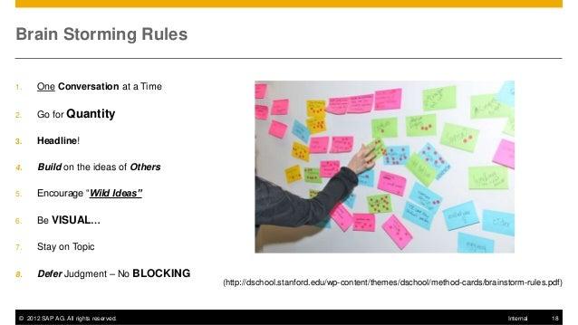 Design Thinking: User Empathy