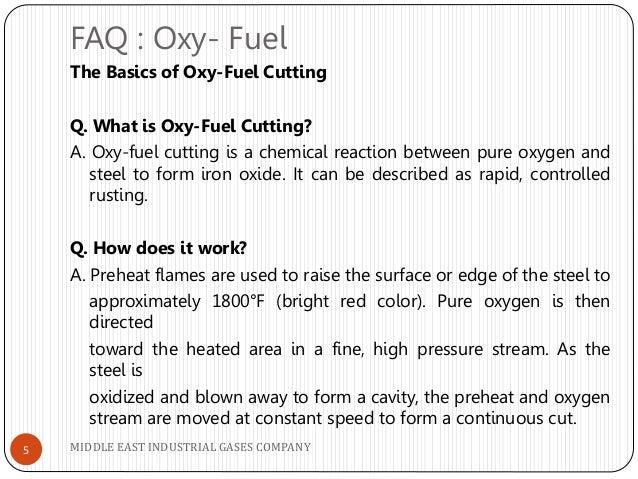 Meigasco A Incredible Cutting Gas