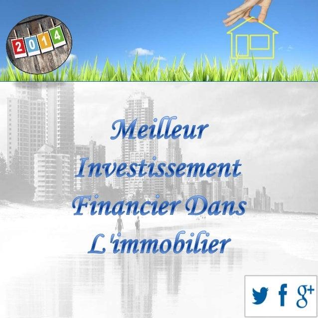 ImmobiliezVous.fr Créateur de revenus immobiliers   Apprenez à acheter pour louer  Investir dans l'immobilier locatif est ...