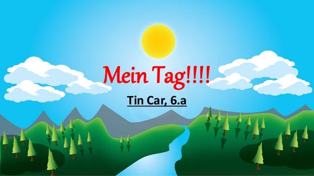 Mein Tag!!!! Tin Car, 6.a