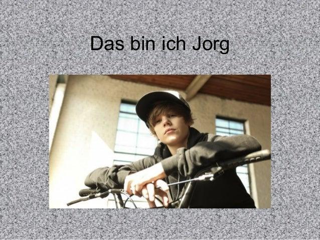Das bin ich Jοrg