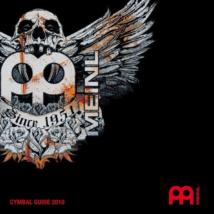 Cymbal Guide 2010