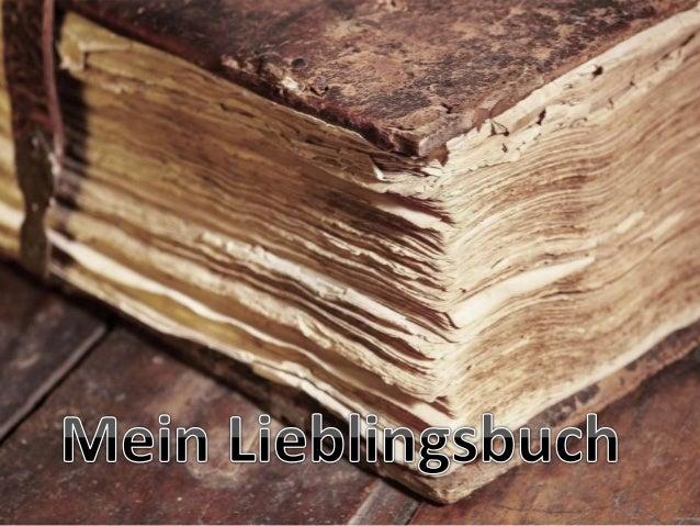 """• Mein Lieblingsbuch ist """"13 Märchen"""". Die Authorin dieses Buches heißt Diana Setterfield. Dieses Buch ist eine Geschichte..."""