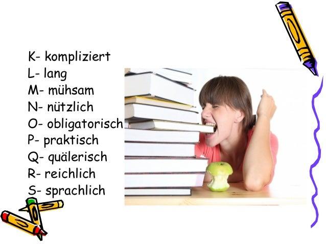 Mein Studium