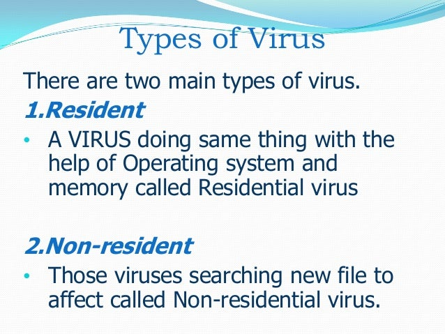 definition of computer virus Definition of virus - an infective agent that typically consists of a nucleic acid molecule in a protein coat, is too small to be seen by light microsco.