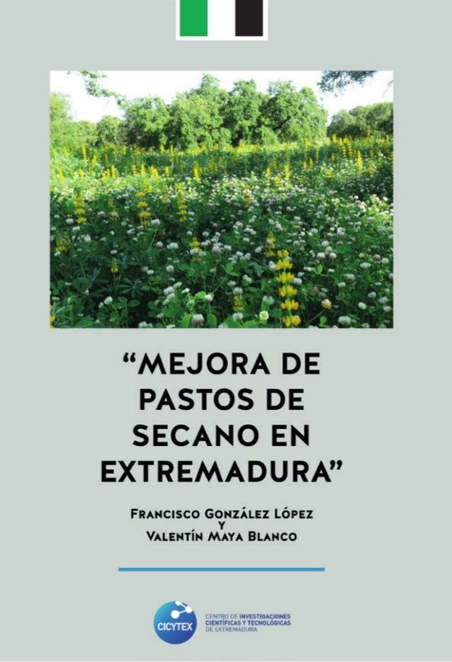 Autores: Francisco González López y Valentín Maya Blanco Edita: Centro de Investigaciones Científicas y Tecnológicas de E...