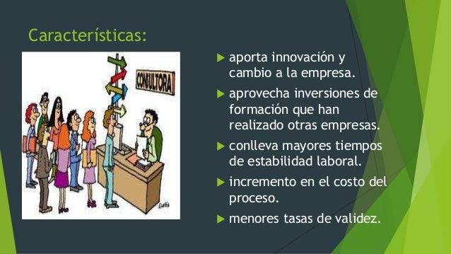 Etapas del proceso de reclutamiento Vacante Requisición Alternativa De Selección Búsqueda De Candidatos Candidatos Re...
