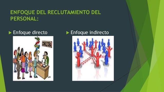 MEJORAMIENTO DE LA EFICACIAEN EL RECLUTAMIENTOCon todas lasincertidumbres implícitasdel reclutamientoexterno, a veces es d...