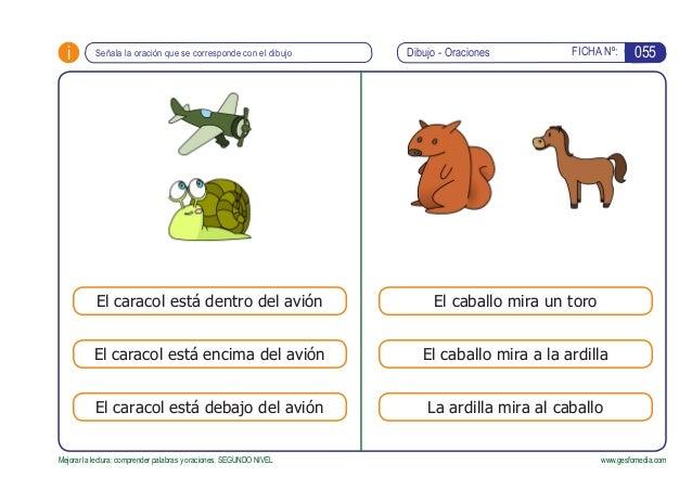 Mejorar la lectura comprender palabras y oraciones 2 for Oraciones con la palabra beta