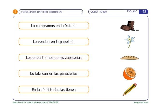 Mejorar la lectura comprender palabras y oraciones 3 for Oraciones con la palabra beta