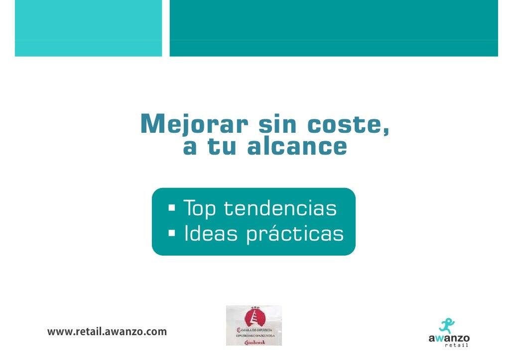 Mejorar sin coste             coste,   a tu alcance     Top    T tendencias           d    i    Ideas prácticas