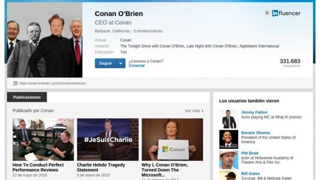Mejora tu perfil de LinkedIn