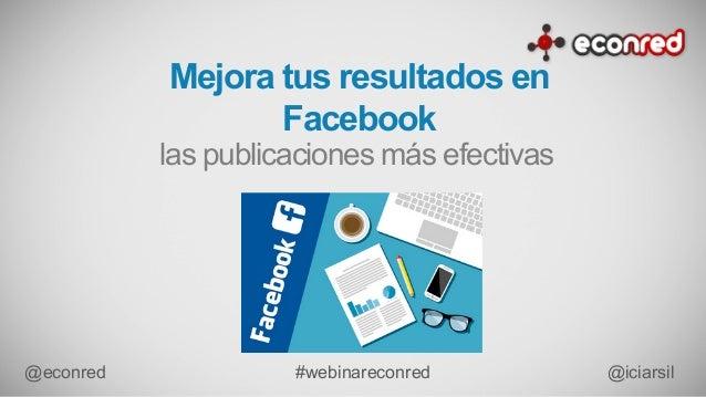 GATE Result Facebook: Mejora Tus Resultados En Facebook: Las Publicaciones Más