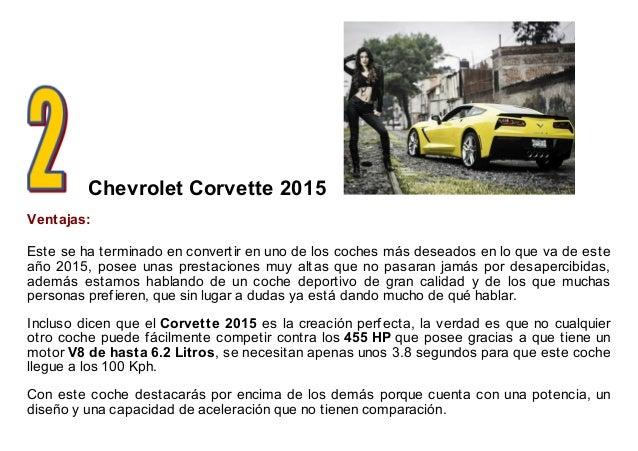 mejor coche 2015