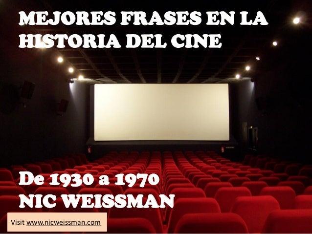 Mejores Frases En El Cine1