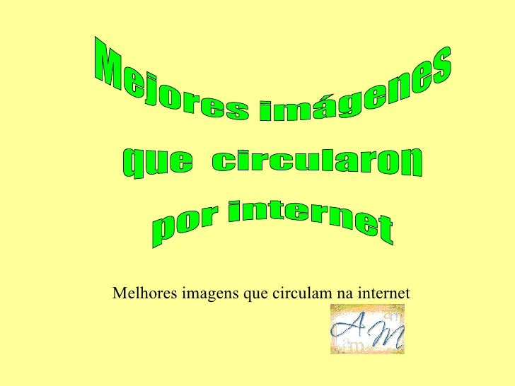 Mejores imágenes que  circularon por internet Melhores imagens que circulam na internet