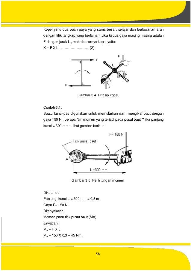 Mekanika teknik 66 59 c momen dan keseimbangan ccuart Gallery