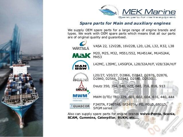 Mek marine mwm
