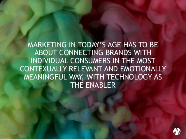 Mel Edwards - Modern Marketing Slide 3