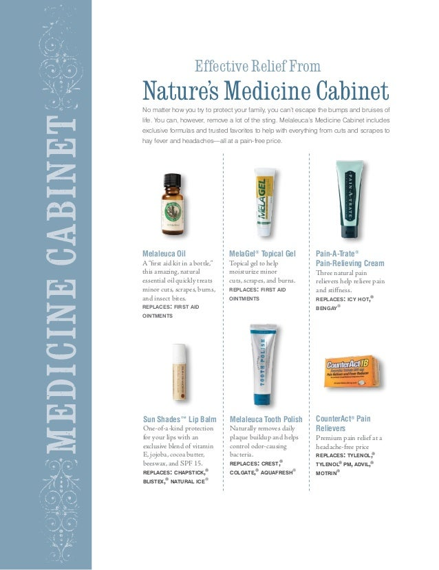 Melaleuca Welcome Catalog 01 2012