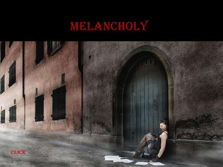 melancholyclick