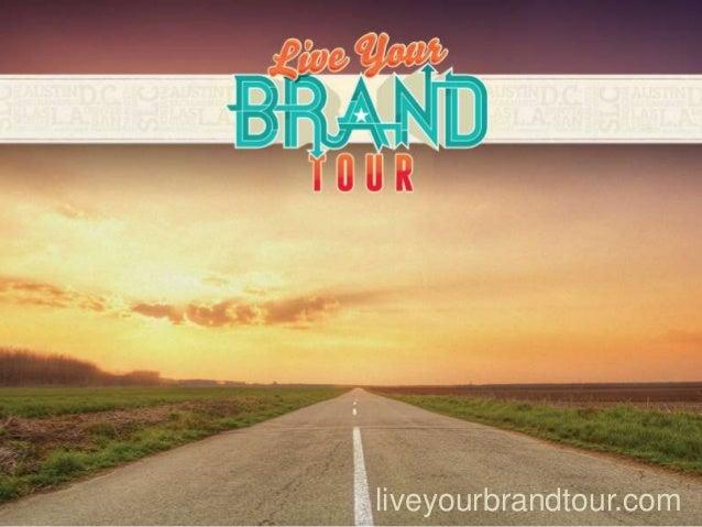 liveyourbrandtour.com