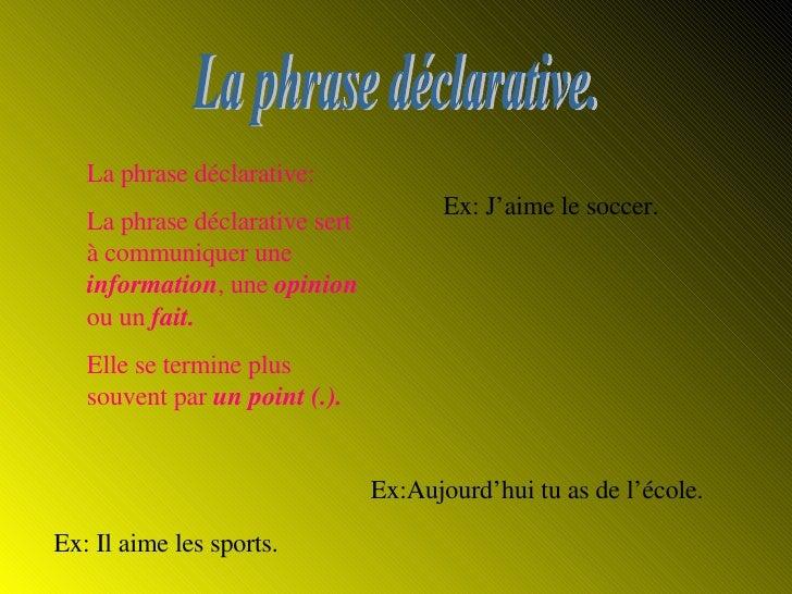 Dans une phrase, on peut déplacer des mots ou des expressions afin d'éviter la monotonie ou pour mettre l'accent sur une i...