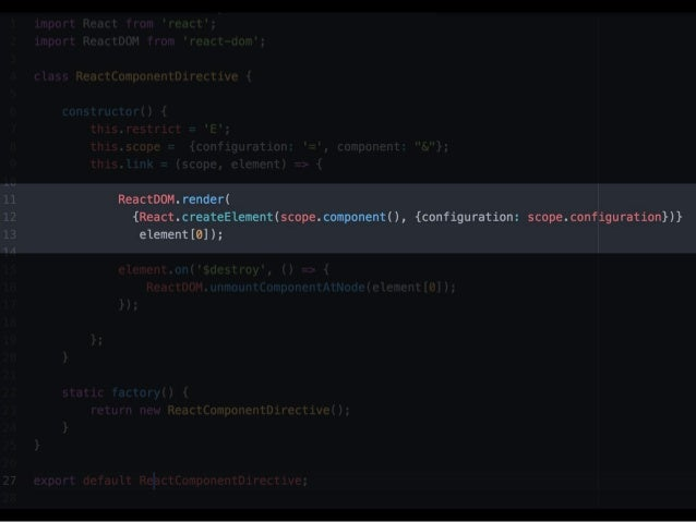 Redux Crash Course UI components that are subscribed to the state changes will re-render