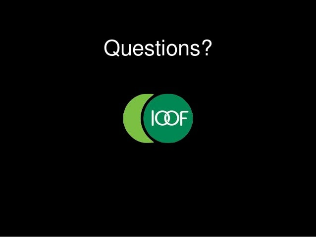Scaling React and Redux at IOOF
