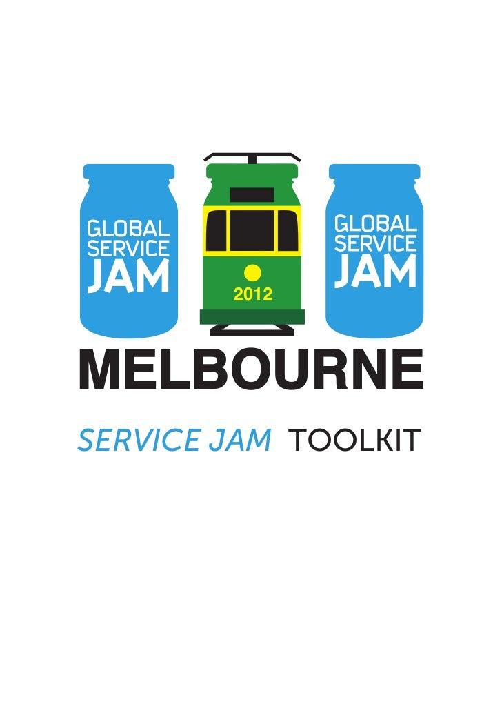 SERVICE JAM TOOLKIT