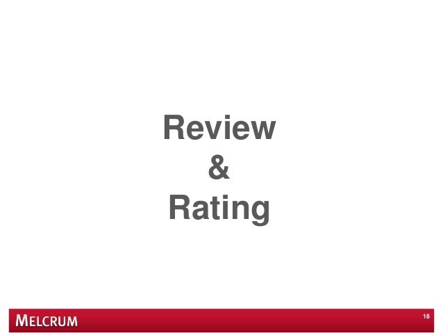 Review & Rating 18