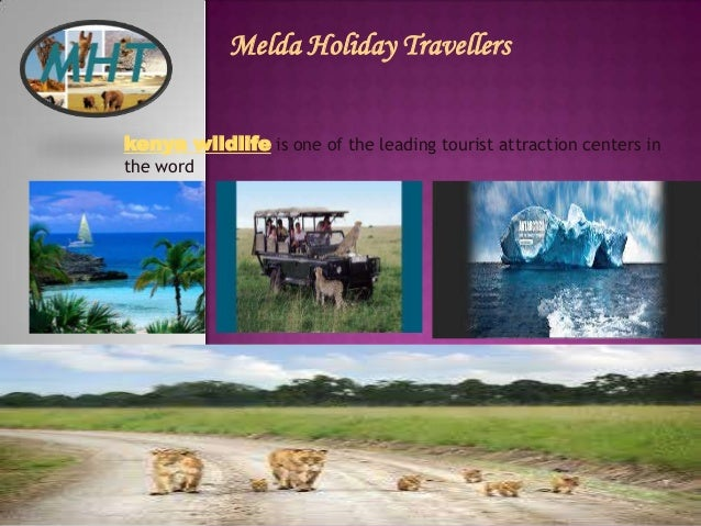 Melda Holiday Travellers kenya wildlife is one of the leading tourist attraction centers in the word