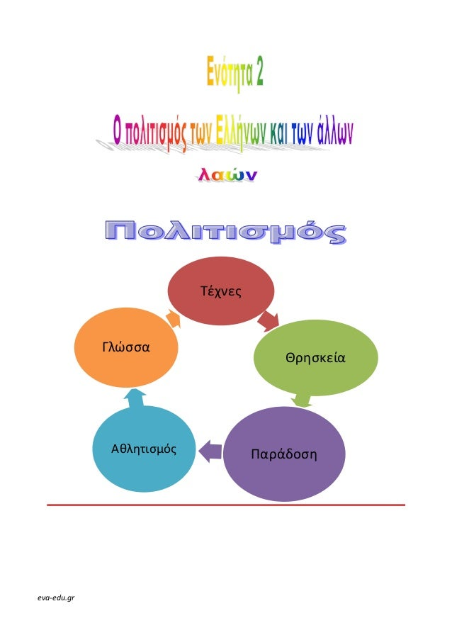 eva-edu.gr Τέχνες Θρησκεία ΠαράδοσηΑθλητισμός Γλώσσα