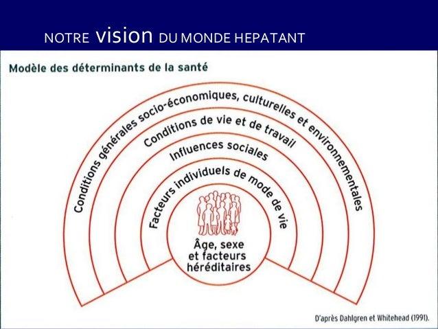 NOTRE   vision DU MONDE HEPATANT