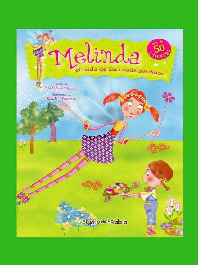 Melinda, el hada de las cosas perdidas (inicial)
