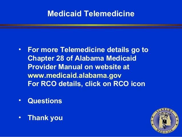 Melinda Rowe Alabama Medicaid Manual Guide