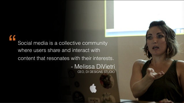 Social media is a collective community where users share and interact with content that resonates with their interests. - ...