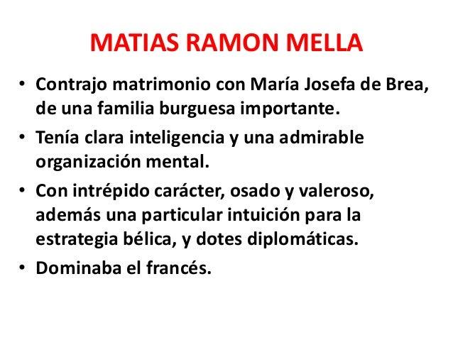 MATIAS RAMON MELLA