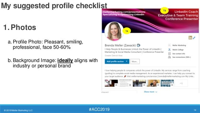 Asan Statement On Media Claims Linking >> Rock It On Linkedin How To Optimize Linkedin To Support Your Brand